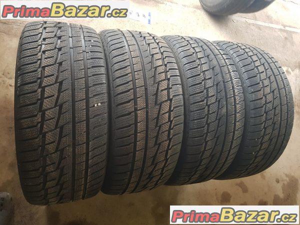 4xzanovni pneu Matador Sibir vzorek 90% 245/40 r18 V XL 97V