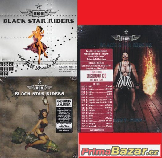prodam-cd-black-star-riders-komplet-3xcd