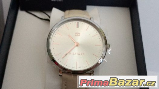 f972e671dd Luxusní elegantní damske hodinky Tommy Hilfiger