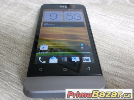 HTC One V, 5MPx foto, 4GB, microSD slot, top stav
