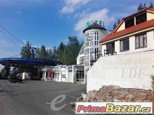 Motorest s restaurací a ubytovacím zařízením, Česká Lípa, So