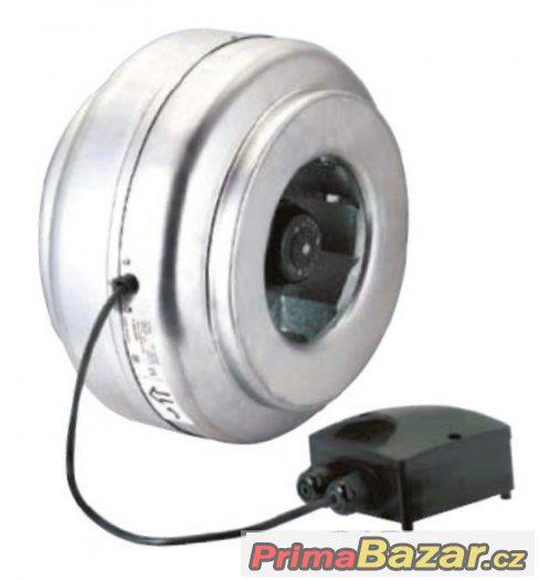 Ventilátor potrubní