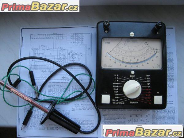 DU 20 Měřící Laboratorní přístroj
