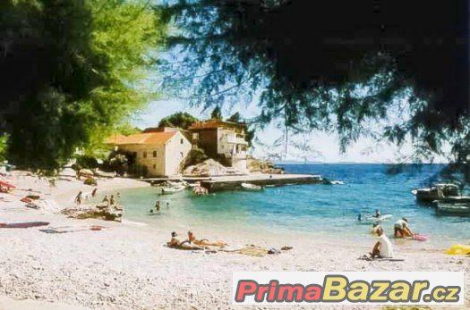 last minute ubytování u moře v Chorvatsku