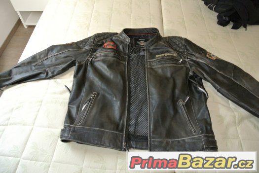 96f18b58c Harley - Davidson kožená bunda 2XL, Most, sbazar, avízo, bazoš