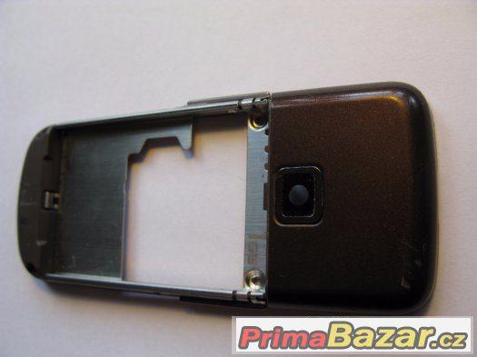 Nokia 8800e ARTE-střední kryt SAPPHIRE-ORIGINÁLNÍ