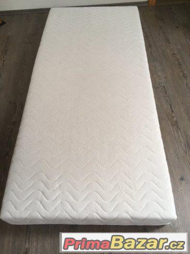 Zdravotní matrace tropico 90x200cm výška 16cm LZE ZASLAT