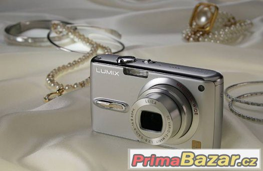 Elegantný šperk Panasonic Lumix DMC-FX50