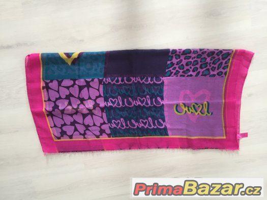 Šátek Tchibo vel. 100 x 200cm