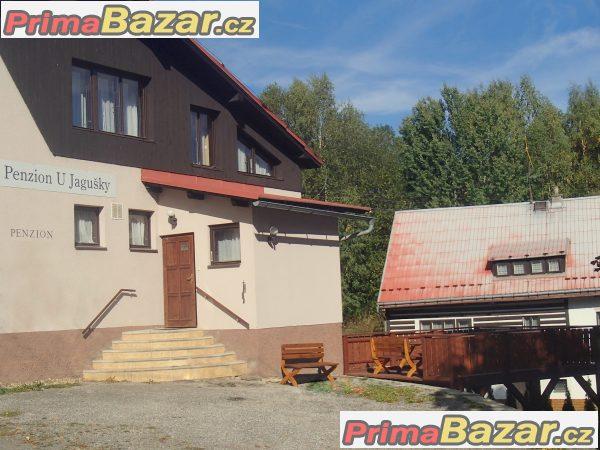 Prodám zavedený penzion v Krkonoších