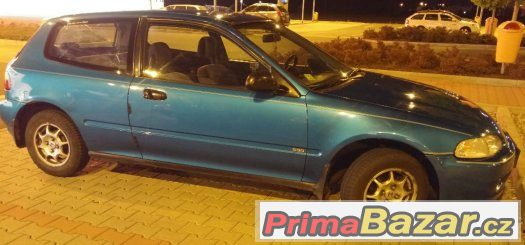 Honda Civic VX 1,5   TOP stav