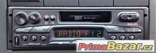 Autorádio Philips RC 448