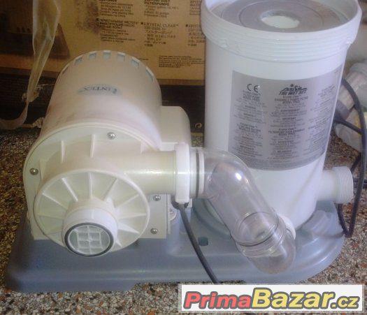 Kartušová filtrace Intex FP622