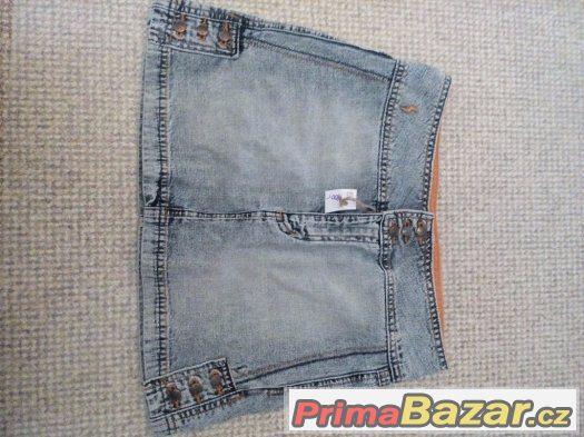 2d265bdb2f05 jeans sukně - dámská.  04.07. 2017