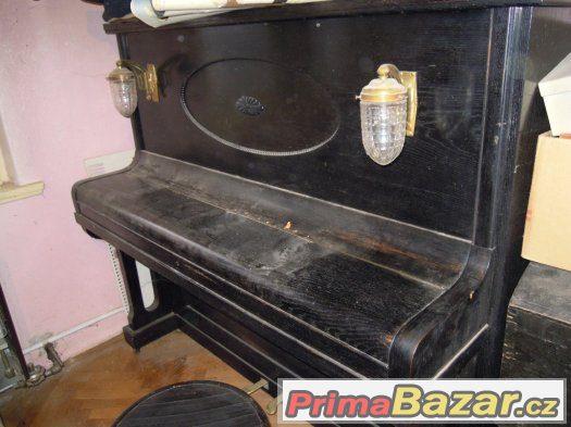 klavír-piano Rous-prodej z r. 1920