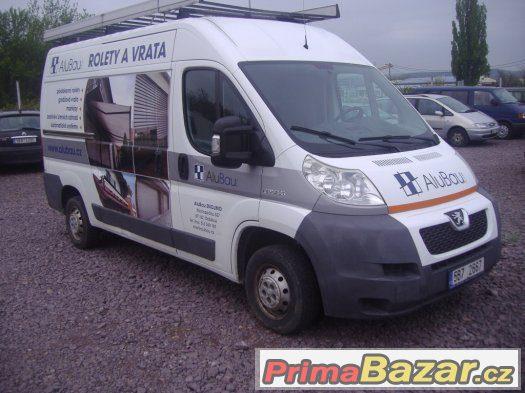 Peugeot Boxer 2.2 HDi L2, H2