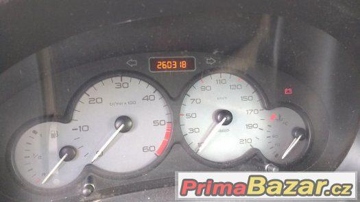 Citroen Berlingo 2,0HDi,  66 kW, r.v.2005, 1.majitel, CZ