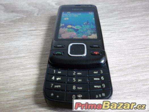 Nokia 6600i slide, 5Mpx, slot na microSD.
