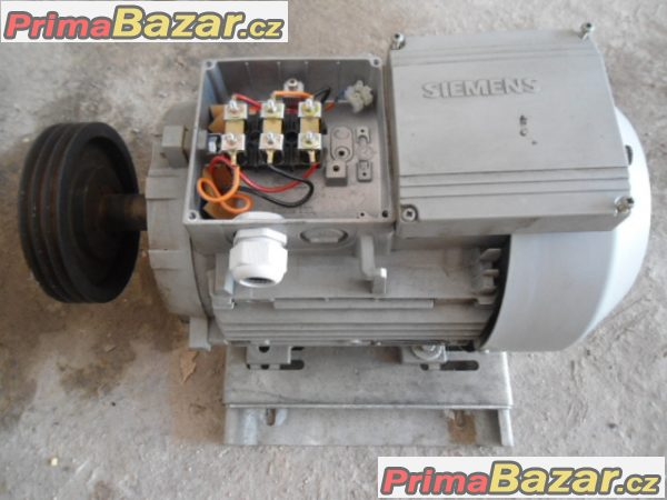 ASYNCHRONNÍ  MOTOR    11 kW