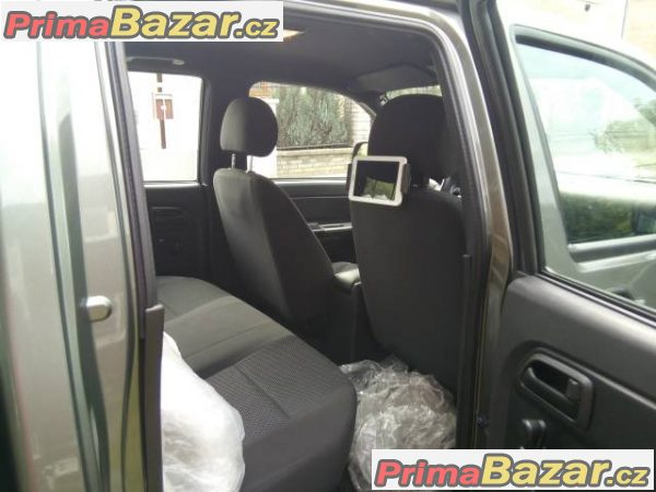 Nissan Navara alternativa Great Wall Steed 5 TDI
