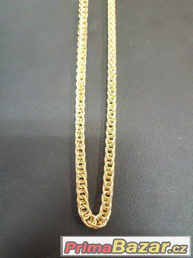 3c8b8ea2bc2c Prodám krásný zlatý řetízek