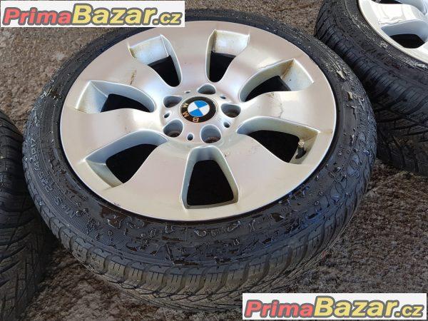 sada alu kola BMW s pneu Goodyear ultra gr
