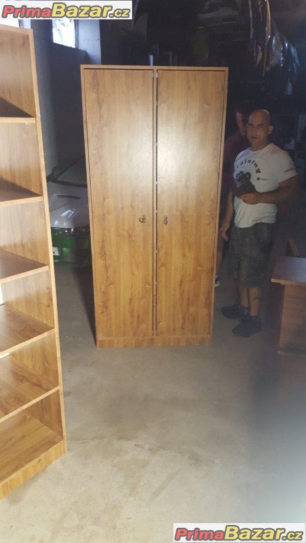 Prodam pěkné zachovalé skříně 3 různé