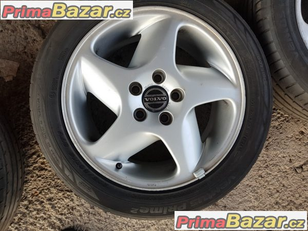 alu kola Volvo columba 850 V70 3546745 5x108 6.5jx16 is43