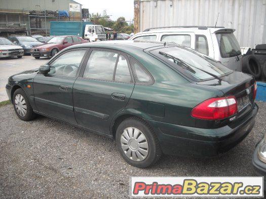 Mazda 626 1.8i 74kw R.v. 4/2001