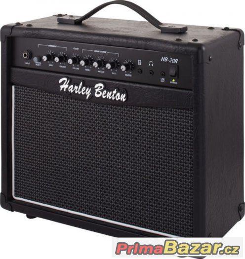 Prodám nové 20 Wattové kombo pro elektrickou kytaru
