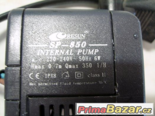Čerpadla Resun SP-850 ... 5ks