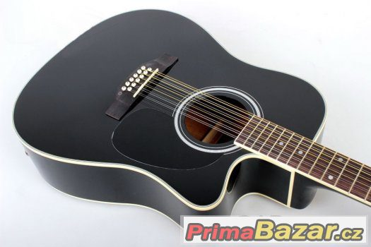 Prodám novou 12 strunovou elektro - akustickou kytaru