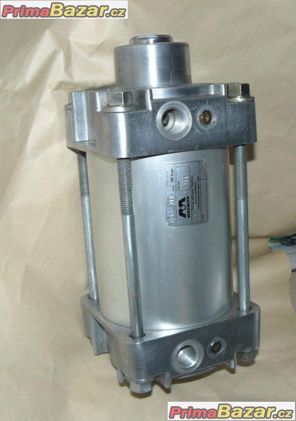 MECMAN 166 (125 mm/100 mm) - pneumatický válec