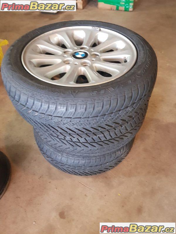 3xalu kolo s pneu 6775618-13 bmw 5x120 6.5jx16 is42