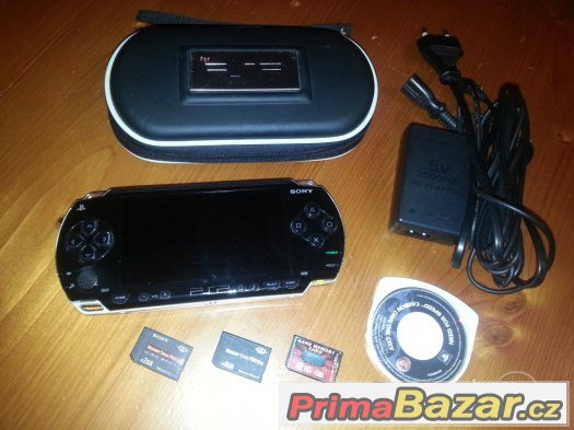 psp-sony-playstation-portable-s-wifi-3x-karta-hr