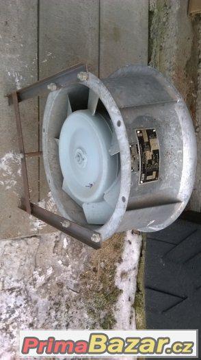 starší ventilátor výroba NDR