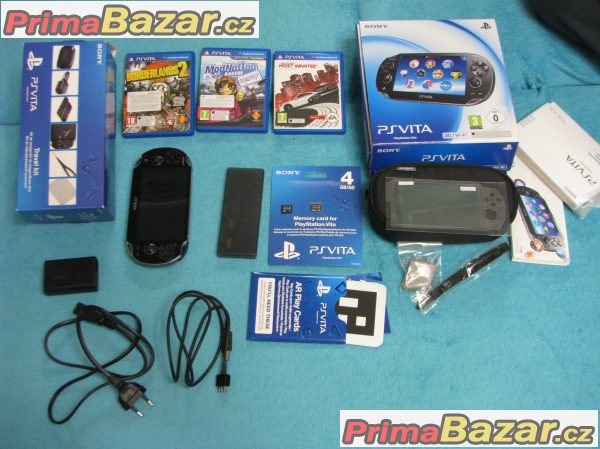 prodam-ps-vita-oled-displej-3g-wifi-k-tomu-2-ks-4gb-karta-jedna-jeste-v-original-obalu-3-ks-hratrave-kit