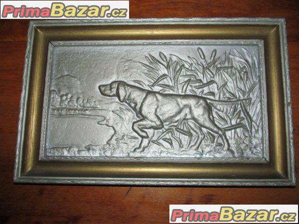 Kovový obraz 1