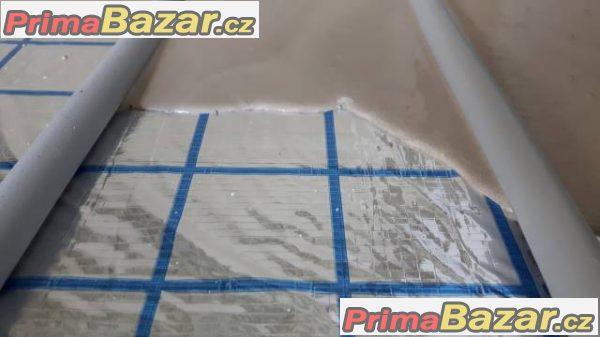 Anhydritové lité podlahy