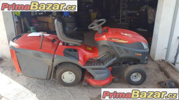Zahradní traktor sekačka Castel Garden xt 200 hd 2010