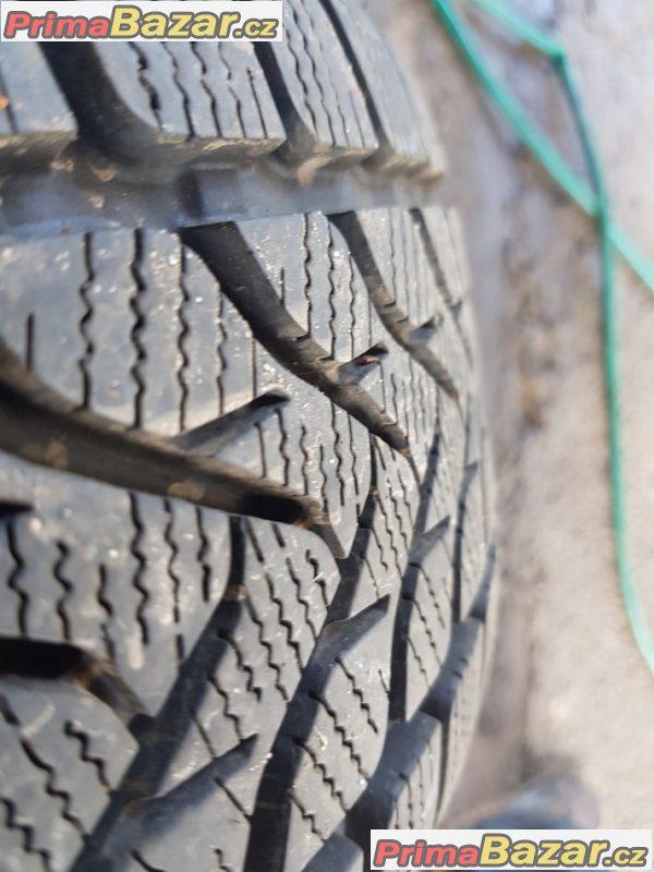 sada alu kola Peugeot s pneu dot4815 4x108 6.5jx15 et20