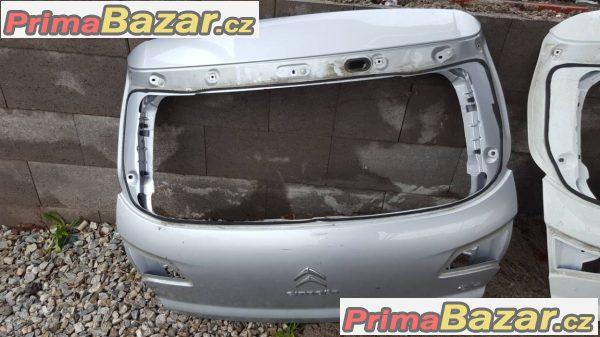 Citroen C3 Picasso zadni pate dveře kufr cena 1990 a zadni 5 dvere C4 kufr