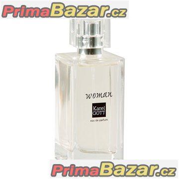 parfem pro ženy Karel Gott vyborny jako darek