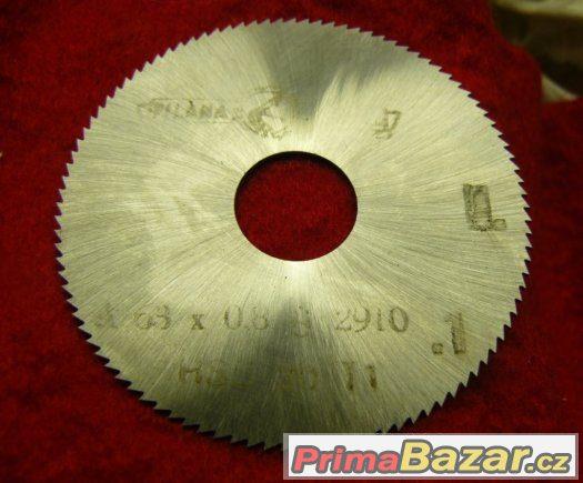 KOTOUČ PILOVÝ NA KOV 125x2,5x27 mm ČSN 222910.1 (NOVÝ)