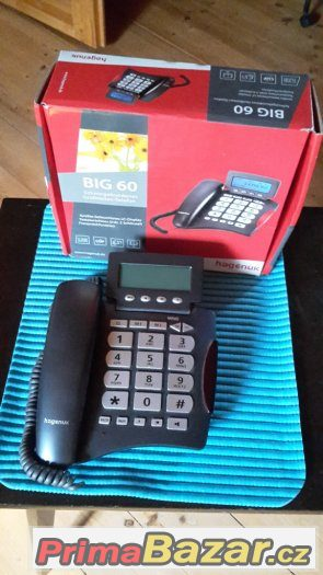 Telefon Hagenuk Big 60 pro seniory