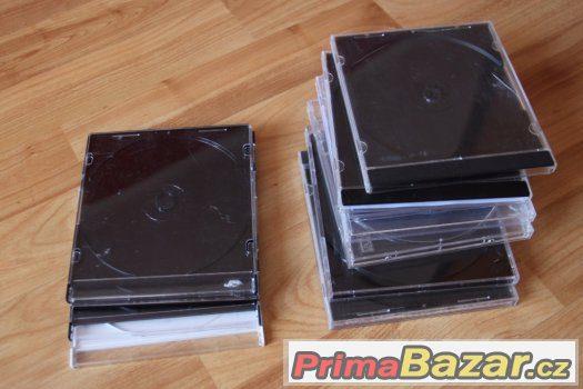 Obaly na CD, DVD - zdarma