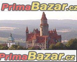 Chata u hradu Bouzov - rekreační ubytování
