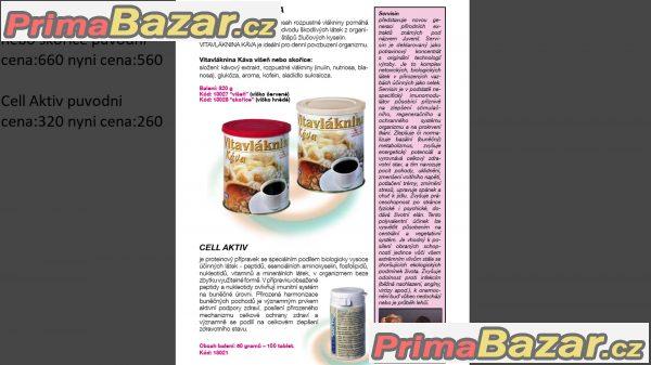 Vitavláknina káva balení 320g  višeň nebo skořice je a