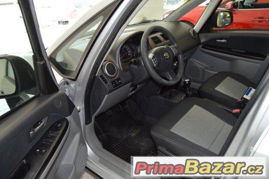 Suzuki SX4 1.6 VVT 79 kW ČR, 1. MAJ., 4x4, GLX