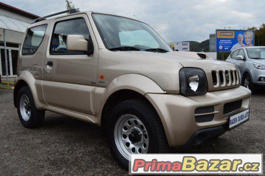 Suzuki Jimny 1.5 DDiS 4x4, TAŽNÉ ZAŘÍZENÍ